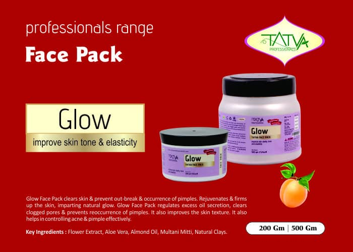Face Pack Glow